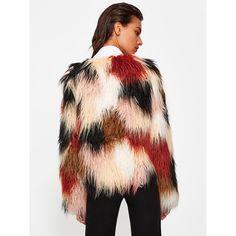 a15a9262e9 193 Delightful Visionary LookBook.... images   Fur collar coat, Fake ...