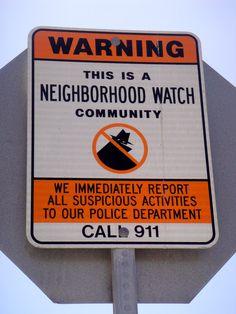 Learn safety tips for your neighborhood this summer, like starting a neighborhood watch program. #AllSecured #neighborhood #safety