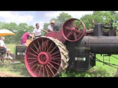 Michigan Steam Engine and Threshers Club Mason, Michigan ▶ Mason 2013 A - YouTube