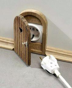 verdoken stopcontact
