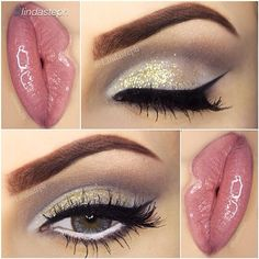 all the way glam!