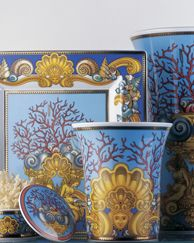 Les Tr�sors de la Mer giftware Rosenthal Versace, Versace Home, Square  Tray 8756a7fde85