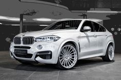 BMW F16 X6 Gets A Few Upgrades