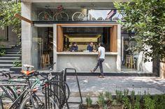 Galería de Distrito Fijo Club De Ciclismo / DCPP arquitectos - 4