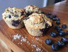 5 Gluten-Free Blueberry Muffin Recipes