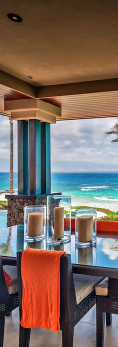 DESIGN, TRAVEL, Maui Beach House, 3 Kapalua Place, Hawaii