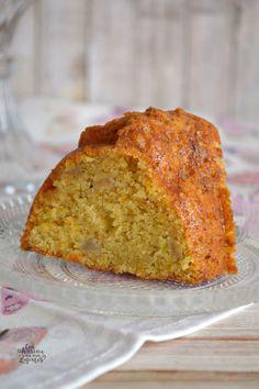 Bundt Cake de Calabaza y Pera   CON HARINA EN MIS ZAPATOS