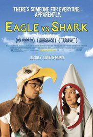 To see again: Eagle vs Shark Poster