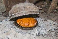 Baking bread Photo by Ileana G. -- National Geographic Your Shot