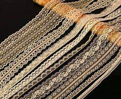 20 metres ASSORTED CREAM Vintage Lace Bridal Wedding Trim Ribbon CRAFT: Amazon.co.uk: DIY & Tools