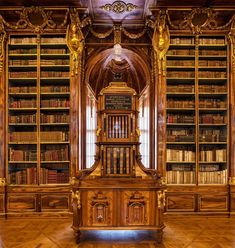 When can I move in here? I have more books to add to the beautiful shelves