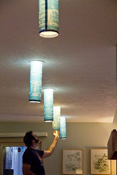 Fluorescent light cover