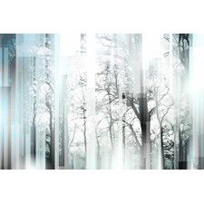 Wild Trees-Art Print on Premium Wrapped Canvas