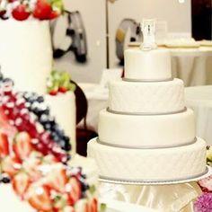Svatební show 2016 #svatebnishow #brno #weddingcake #cukrarnakolbaba @nasedorty.cz