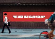 This is a cllection of the best free billboard mockup psd for the presentation of branding and advertising design in a realistic way. Brand Identity Design, Branding Design, Billboard Mockup, Professional Presentation, Advertising Design, Cloud, Free, Promotional Design, Corporate Design