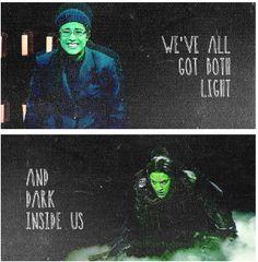 Alison Luff (elphaba) Wizard and I. No Good Deed