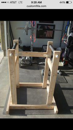 Best homemade gym equipment images gymnastics equipment diy