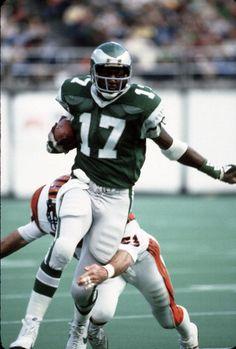 Harold Carmichael of the Philadelphia Eagles 1975