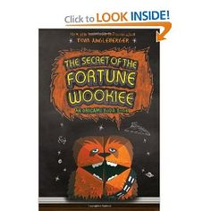 Dwight is suspended from school meaning there is no origami Yoda to save the day.  However fortune wookie comes.Harvey thinks it's all a phony and the other kids aren't listening.Is harvey right?This is a book for you if you like drama.