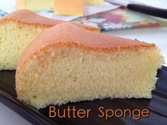 My Mind Patch: Rice Cooker Golden Butter Sponge Cake Quick Recipes, Baking Recipes, Cake Recipes, Dessert Recipes, Yummy Recipes, Rice Cooker Cake, Rice Cooker Recipes, Asian Desserts, No Cook Desserts
