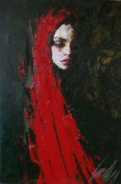 taras loboda art | Taras Loboda 1961 | Ukrainian Portrait painter | Tutt'Art@ | Pittura ...