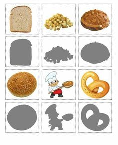 cheznounoucricri - Page 46 Preschool Colors, Preschool Activities, Beautiful Birthday Wishes, Restaurant Themes, Bakery Kitchen, Paper Doll House, Easy Coloring Pages, Creative Curriculum, Fun Activities For Kids