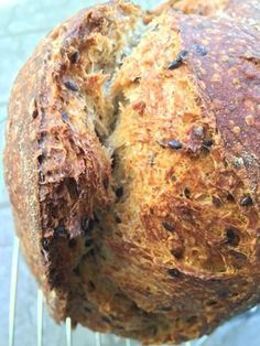 Il mio metodo per ottenere un buon pane, leggero anche se con farine complicate da gestire come le integrali, semintegrali o altri cereali, i grani deboli e antichi.