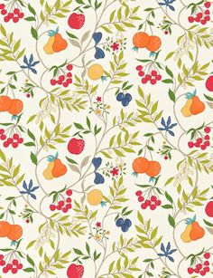 Joelle (Print) fabric from Harlequin. (Fabric for living room drapes?)