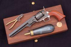 1971 Colt Commemorative 1851 Navy Revolver [1600x1066][OS]
