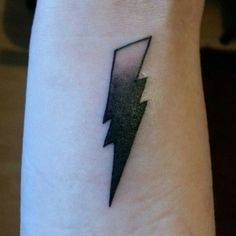 What does lightning bolt tattoo mean? We have lightning bolt tattoo ideas, designs, symbolism and we explain the meaning behind the tattoo.