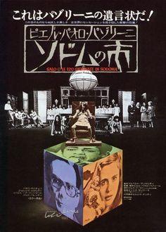 Salò o le 120 giornate di Sodoma (1976) Japan