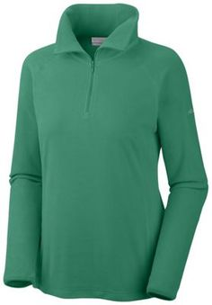 I love these!  I have two of them and I need more!  They are so soft and comfortable, great for everyday wear.  Women's Glacial™ Fleece III 1/2 Zip