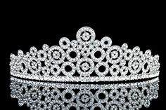 Circle Rings Rhinestone Crystal Bridal Tiara Crown T1024 ** Read more  at the image link. (This is an Amazon affiliate link and I receive a commission for the sales and I receive a commission for the sales)