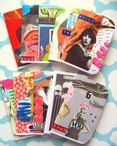 Instamatic Mini Art Zines
