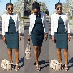 Fashionable office wear of @thebeningirl