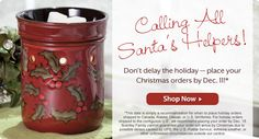 Visit my website to find all your Christmas presents!