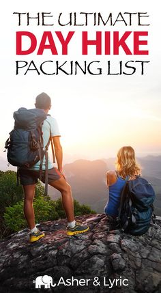 17 Top Day Hike Packing List Items + What NOT to Bring. What do you REALLY need to bring on your day hike? HIkes are more fun and much safer if you know what to pack, travel outfit, and what NOT to bring. Our guide will answer those and other FAQs! Camping Diy, Camping Packing, Backpacking Tips, Hiking Tips, Camping Checklist, Hiking Gear, Hiking Shoes, Vegas Packing, Cruise Packing