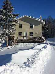 Indianhead Ski Resort Wakefield, MI Snowmobile In/Out !   Vacation Rental in Wakefield from @homeaway! #vacation #rental #travel #homeaway
