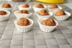 No Bake Banana Bread Bites that can be made in minutes with almost no dishes to clean afterwards!  Vegan, gluten free and paleo.
