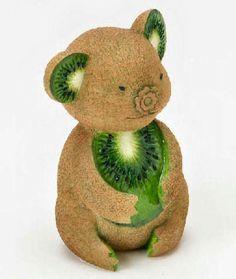 Koala en kiwi... ...