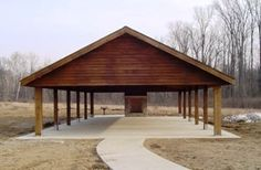 picnic shelter plans | SHELTER BUILDING PLANS - Home Building Designs