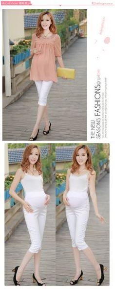 Mẫu hàng Quần cotton lửng lưng thun phụ nữ mang thai thời trang bán sỉ Xem thêm tại http://dathangtaobao.vn/quan-cotton-lung-lung-thun-phu-nu-mang-thai-thoi-trang/