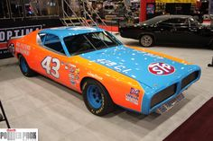 Yes, Richard Petty's #Dodge #Charger was in our booth at #SEMA 2011. www.powerpacknation.com