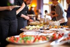 How To Set Up A Buffet For A Wedding