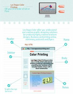 Las Vegas Color Printing Company focusing on their customer's vision for the product.