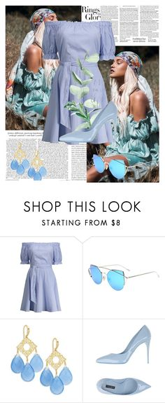 """""""Fashion on my mind <33 #42"""" by infinity-em ❤ liked on Polyvore featuring Tiffany & Co., Indulgems and Dolce&Gabbana"""
