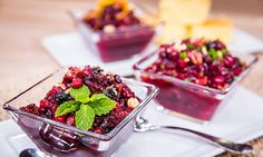 Home & Family - Recipes - Cristina Cooks her Favorite Cranberry Sauces | Hallmark Channel
