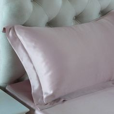 Bedding Bed Linens & Sets Hot Pure Mulberry Silk Pillow Case Pillowcase Covers Housewife Queen Standard Firm In Structure