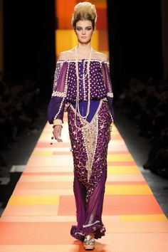 Jean Paul Gaultier Spring/Summer 2013 Couture