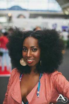 Afro Boho Snob Effect Natural Hair Journey, Natural Hair Care, Natural Hair Styles, Natural Beauty, African Hairstyles, Afro Hairstyles, Black Power, Skin Girl, Big Hair Dont Care